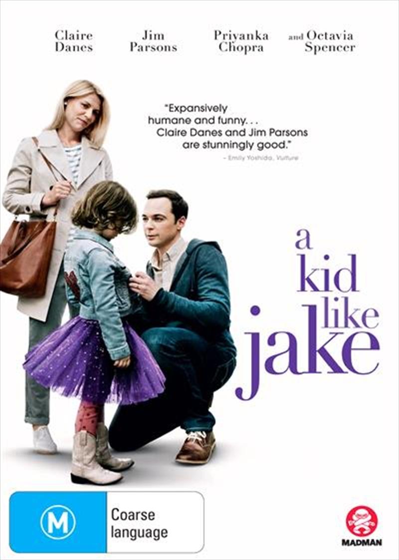 A Kid Like Jake | DVD