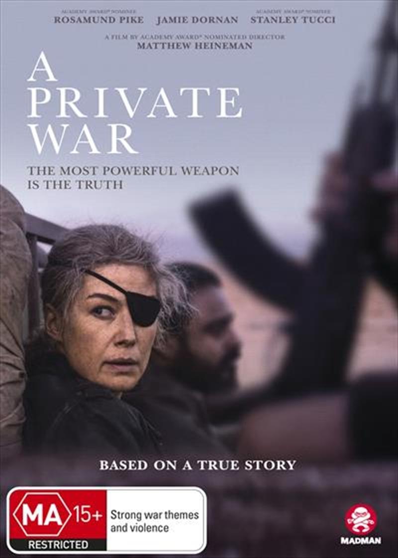 A Private War | DVD