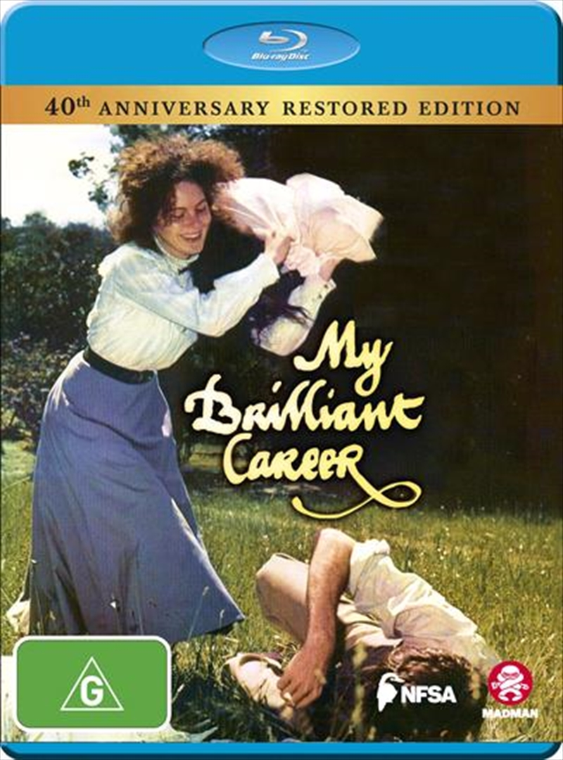 My Brilliant Career - 40th Anniversary Edition | Restored | Blu-ray