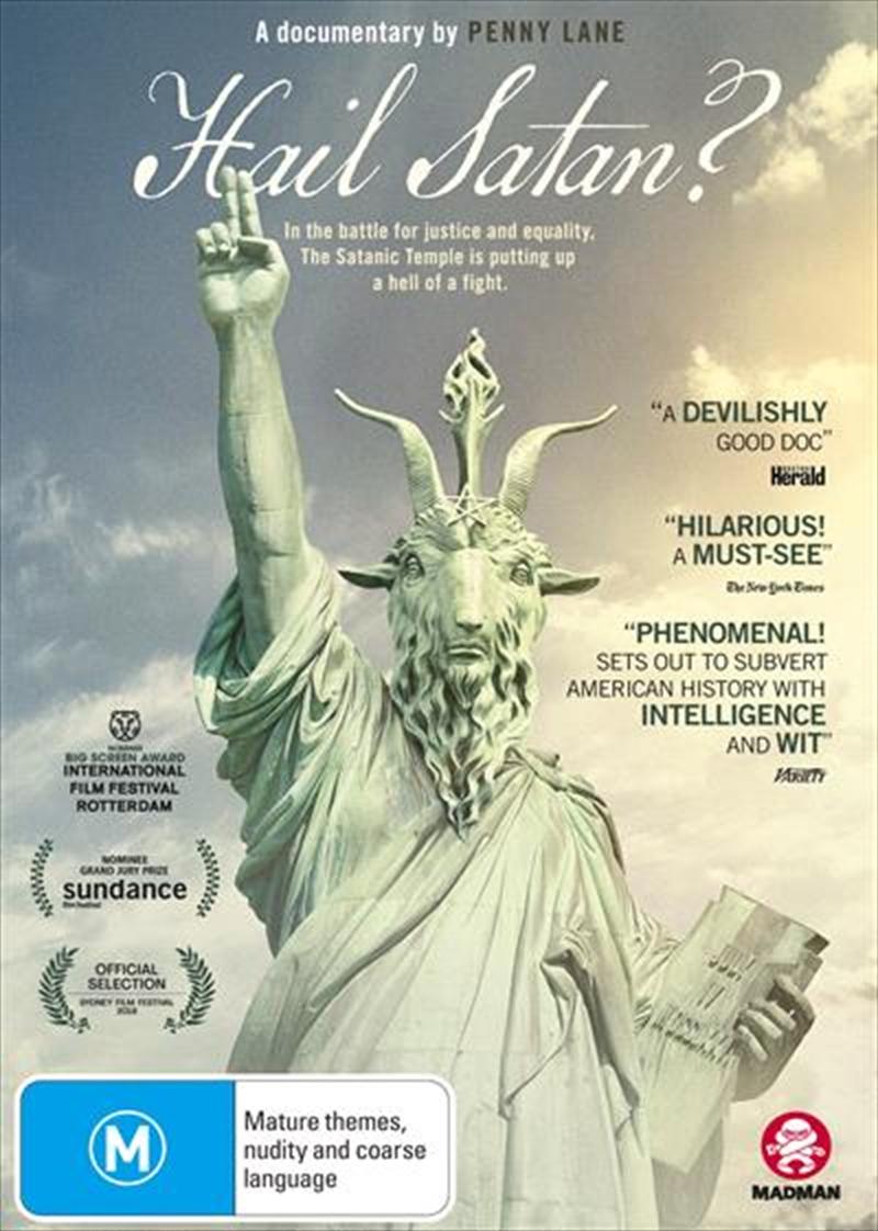 Hail Satan?   DVD
