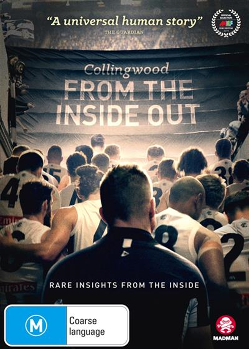 Collingwood - From The Inside Out | DVD