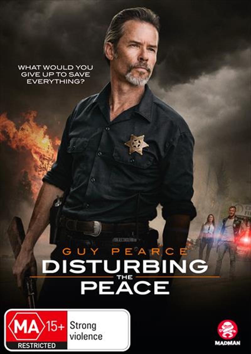 Disturbing The Peace | DVD