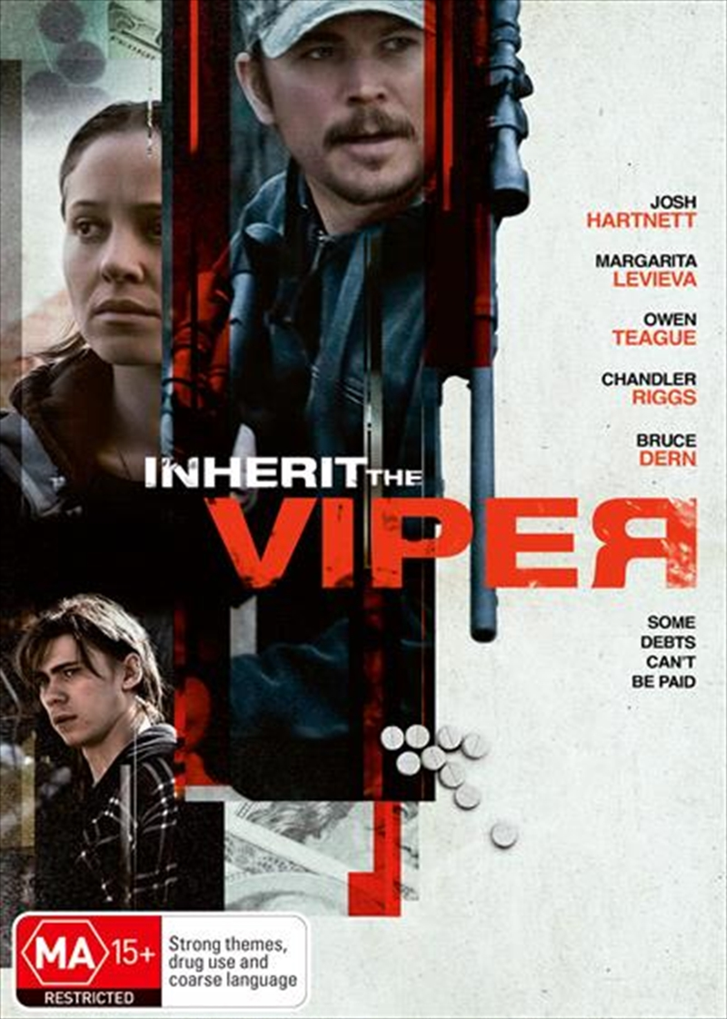 Inherit The Viper | DVD