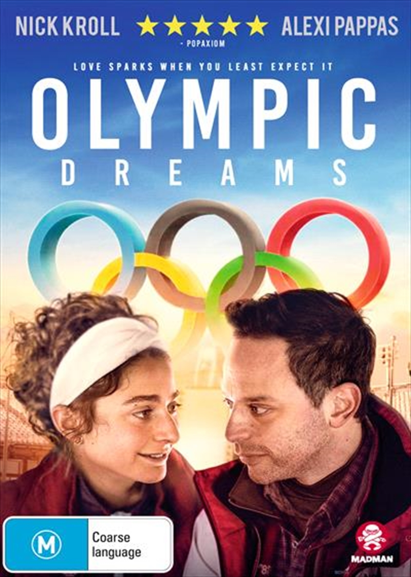 Olympic Dreams | DVD