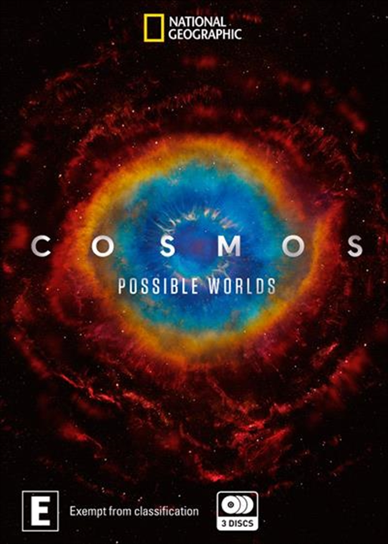 Cosmos - Possible Worlds   DVD