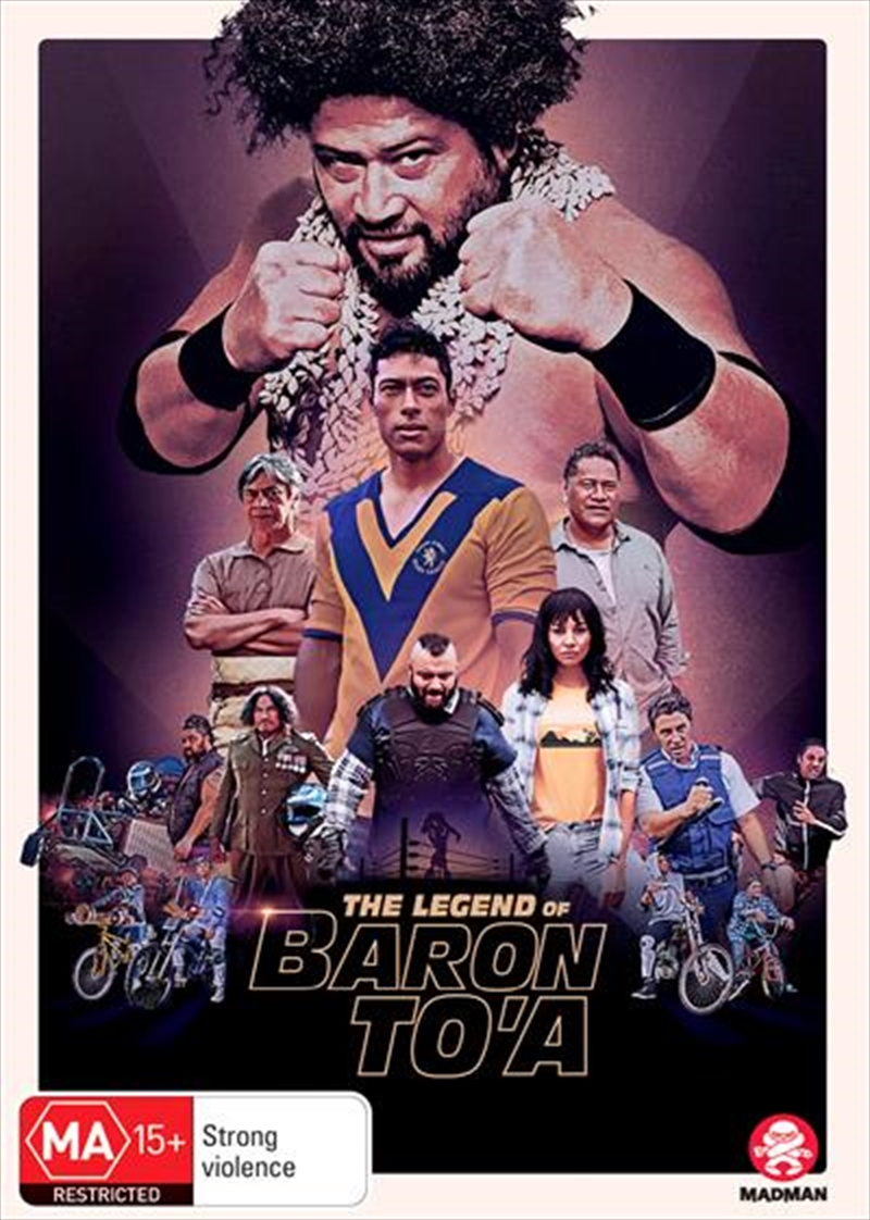 Legend of Baron To'a, The | DVD