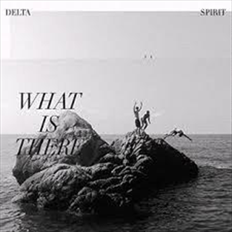 What Is There | CD