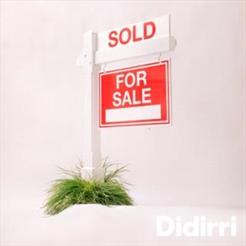 Sold For Sale | CD