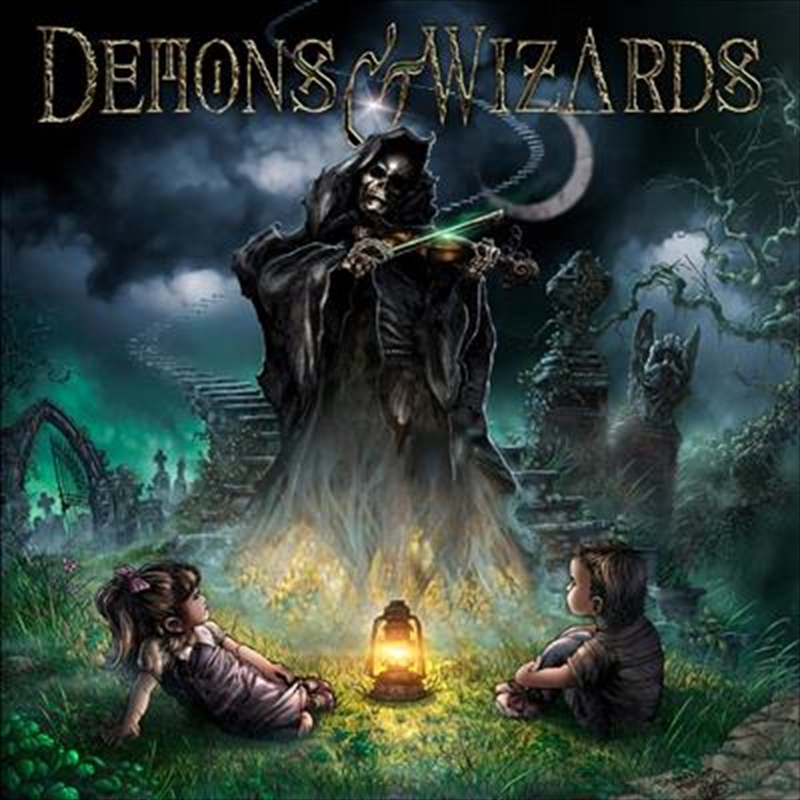Demons And Wizards   CD