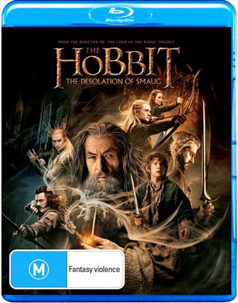 Hobbit - The Desolation of Smaug | Blu-ray