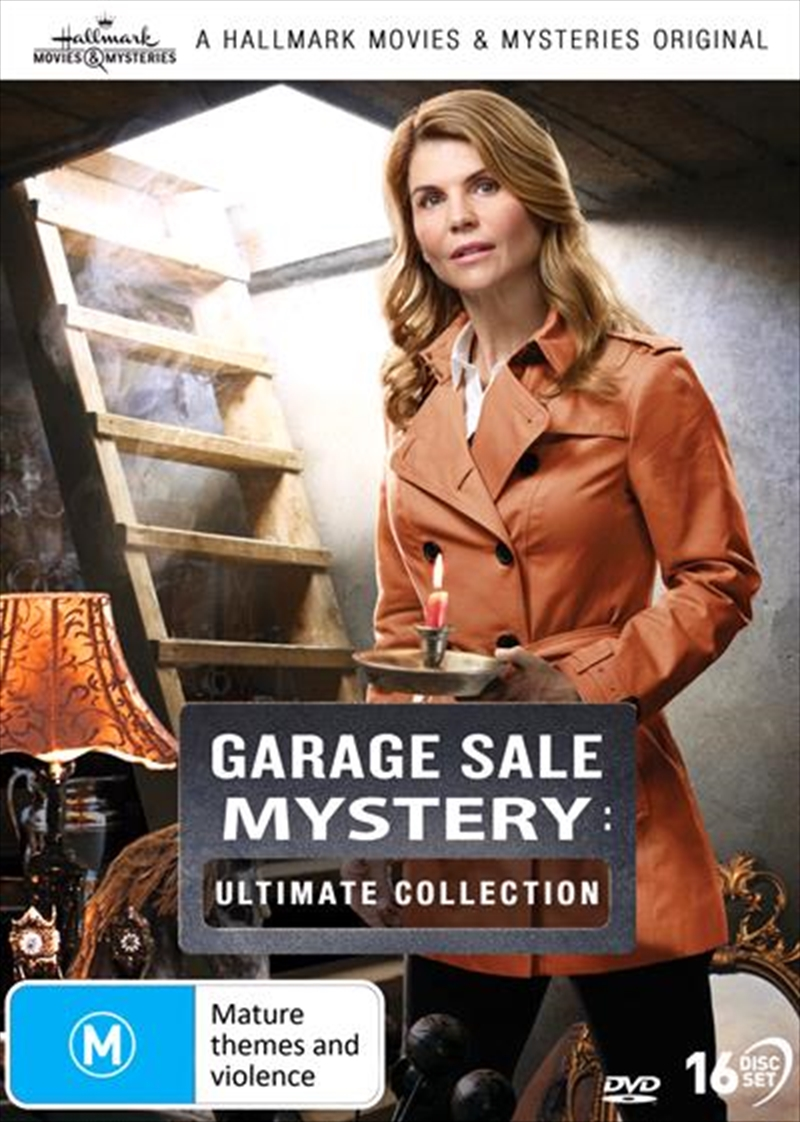 Garage Sale Mysteries - Ultimate Collection | DVD