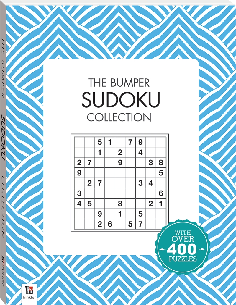 Bumper Sudoku Collection | Books