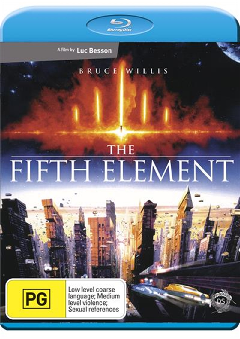 Fifth Element, The | Blu-ray