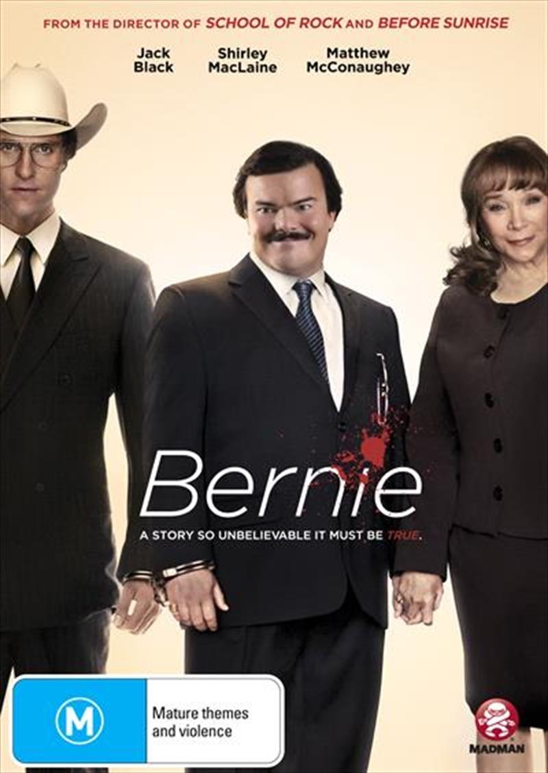 Bernie | DVD