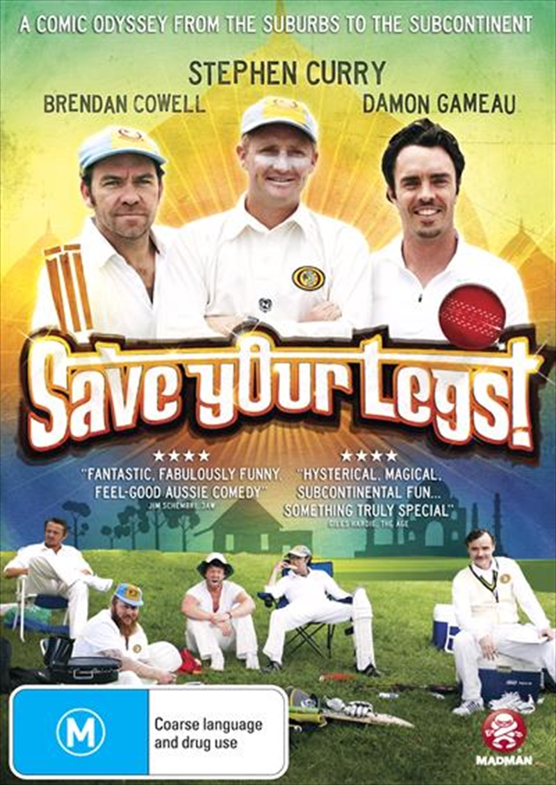 Save Your Legs! | DVD