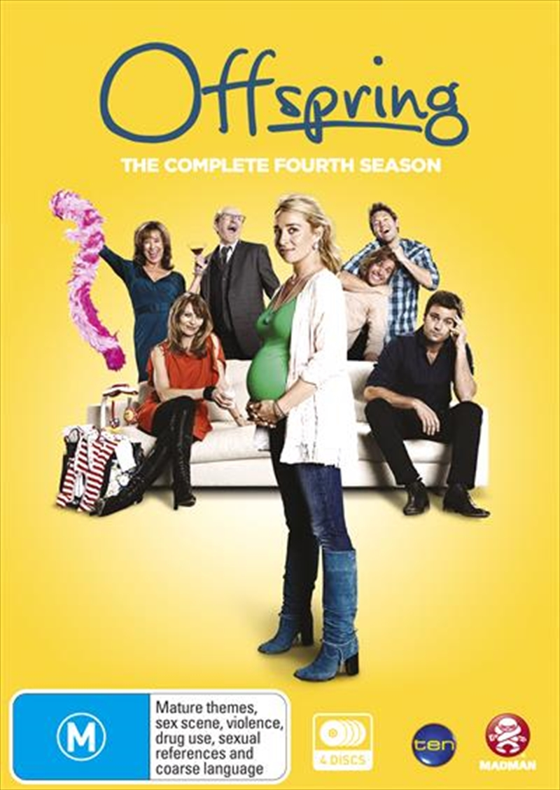 Offspring - Series 4 | DVD