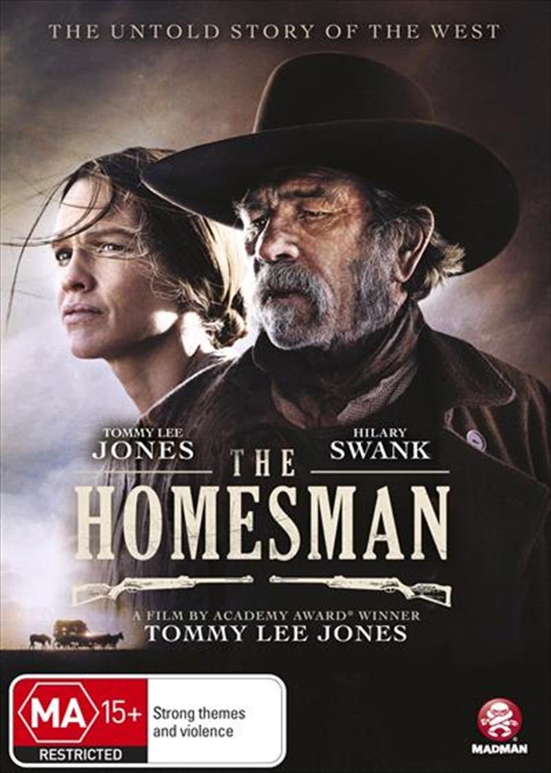 Homesman, The | DVD