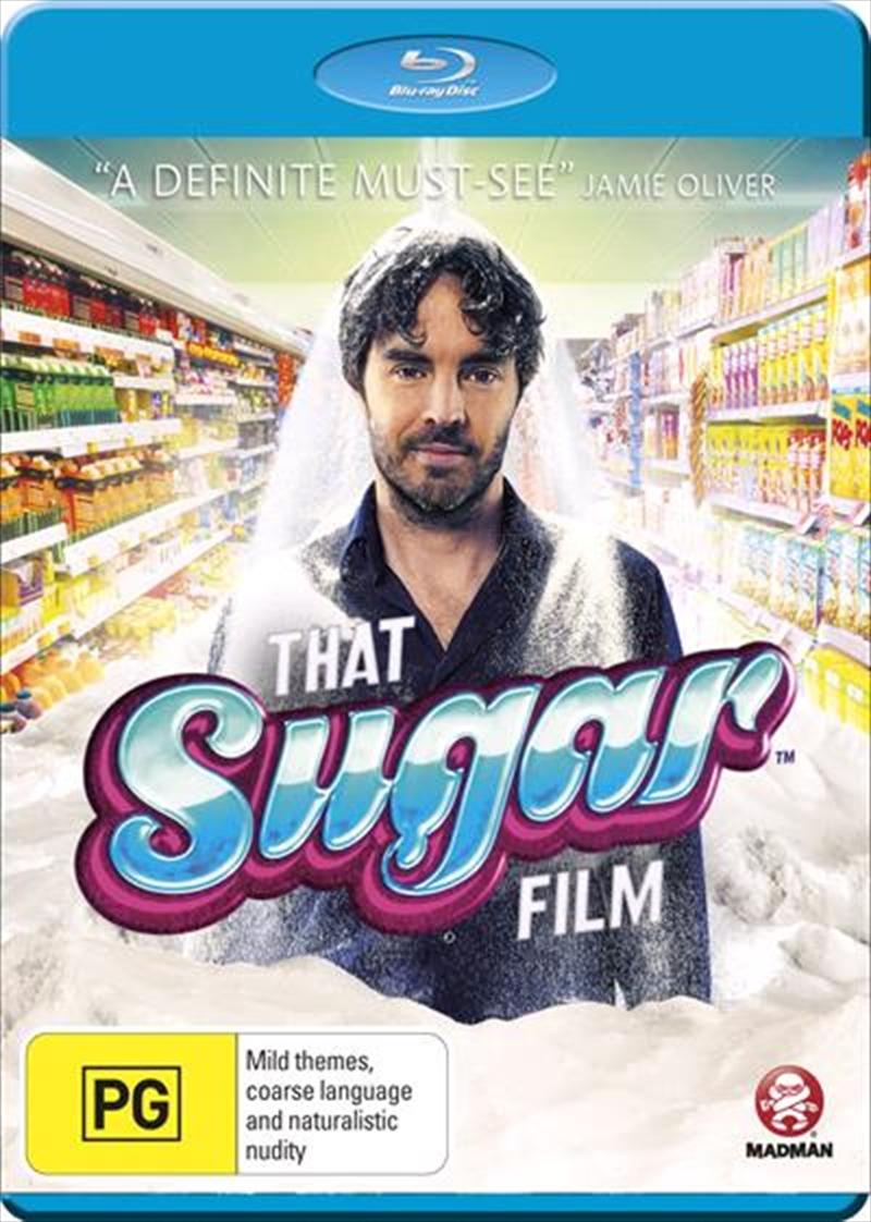 That Sugar Film   Blu-ray