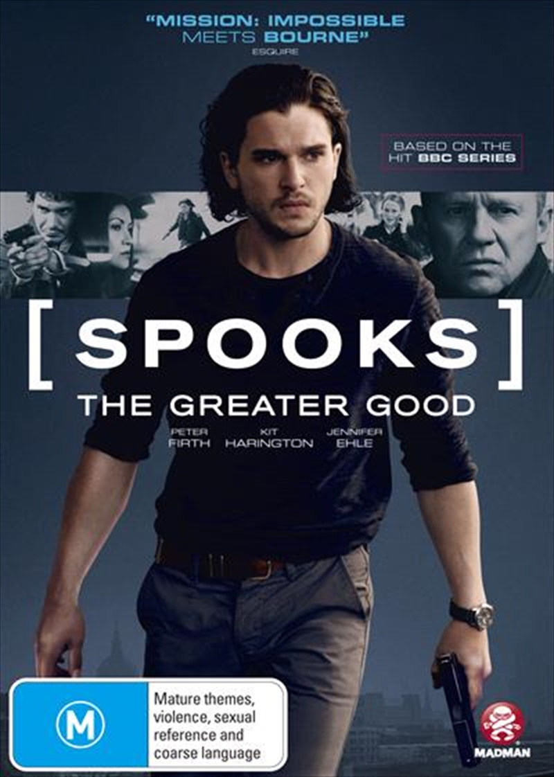 Spooks - The Greater Good | DVD
