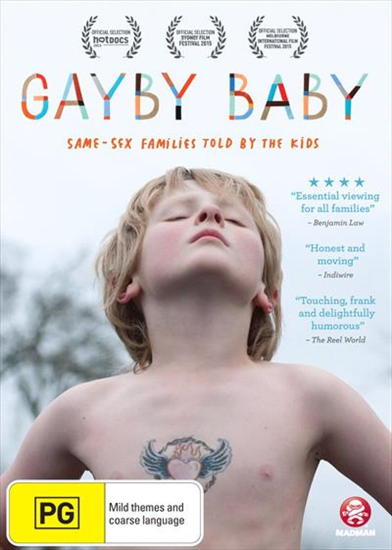 Gayby Baby | DVD