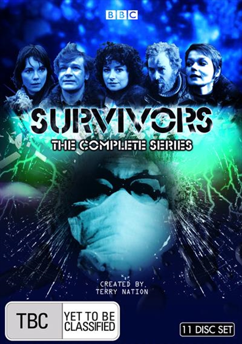 Survivors - The Complete Collection | DVD