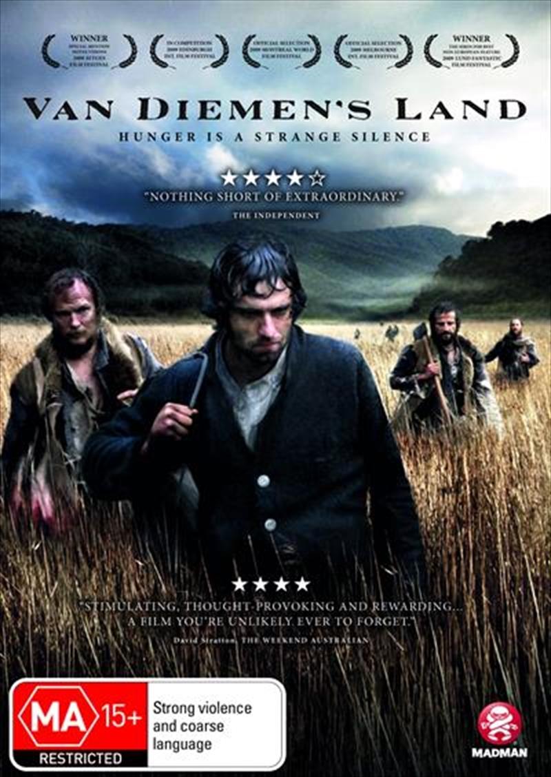 Van Diemen's Land | DVD