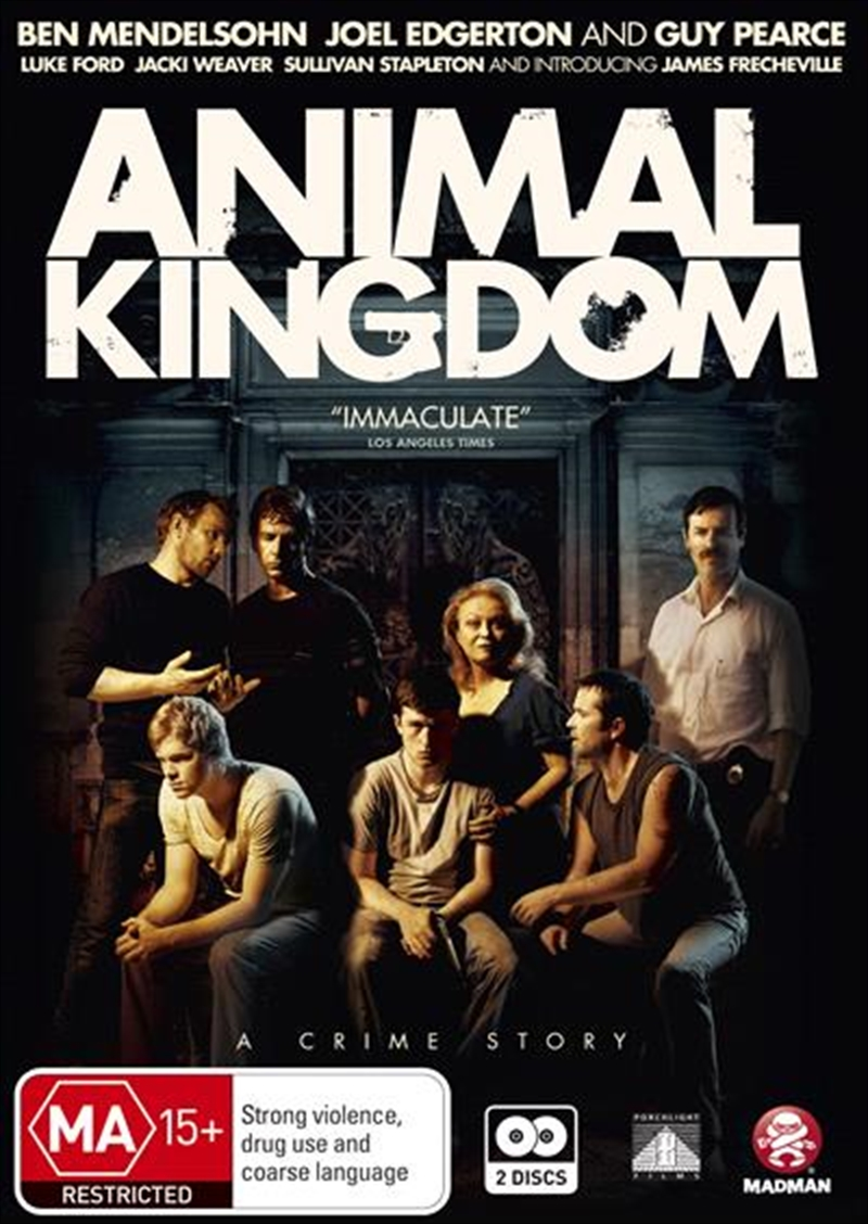 Animal Kingdom | DVD