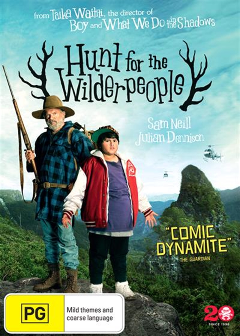 Hunt For The Wilderpeople | DVD