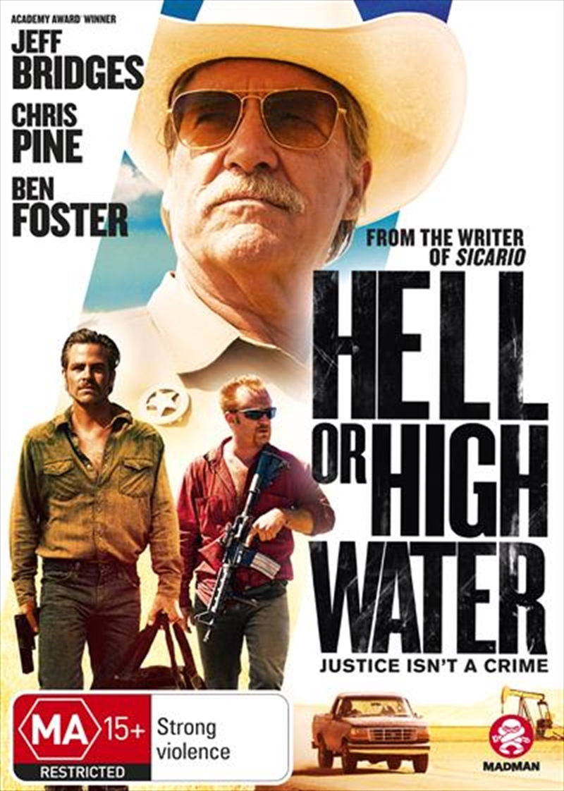 Hell Or High Water | DVD