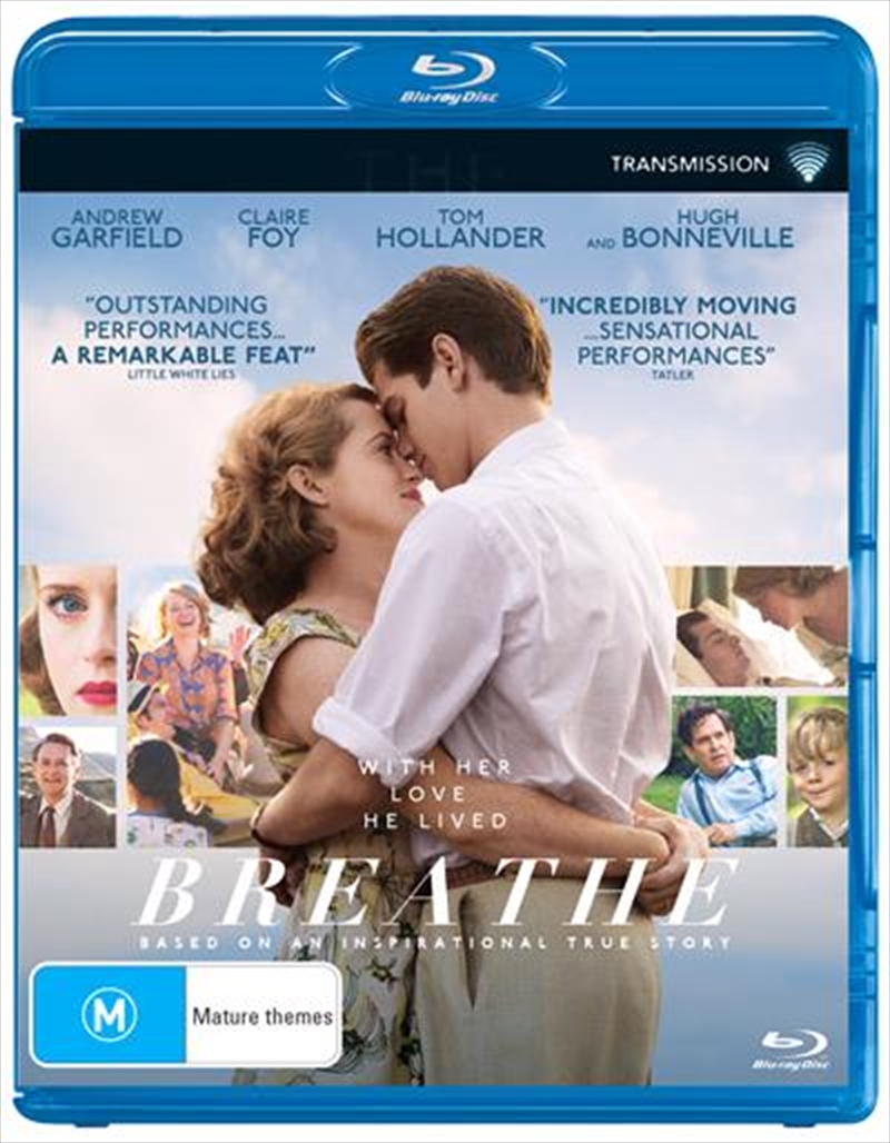 Breathe | Blu-ray