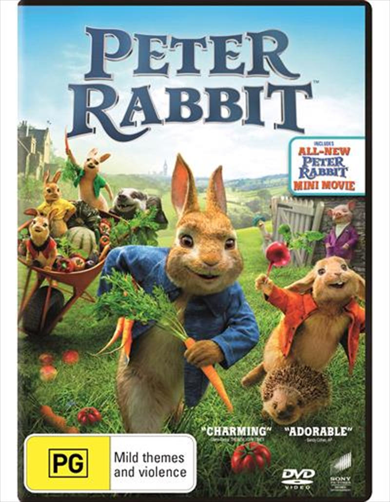 Peter Rabbit | DVD