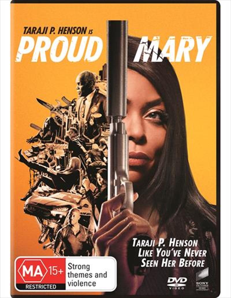 Proud Mary | DVD