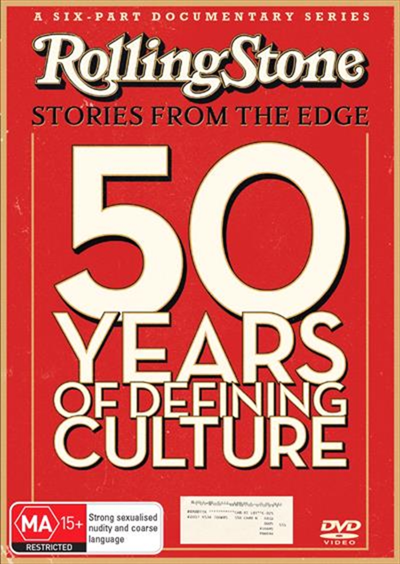 Rolling Stone - Stories From The Edge | DVD