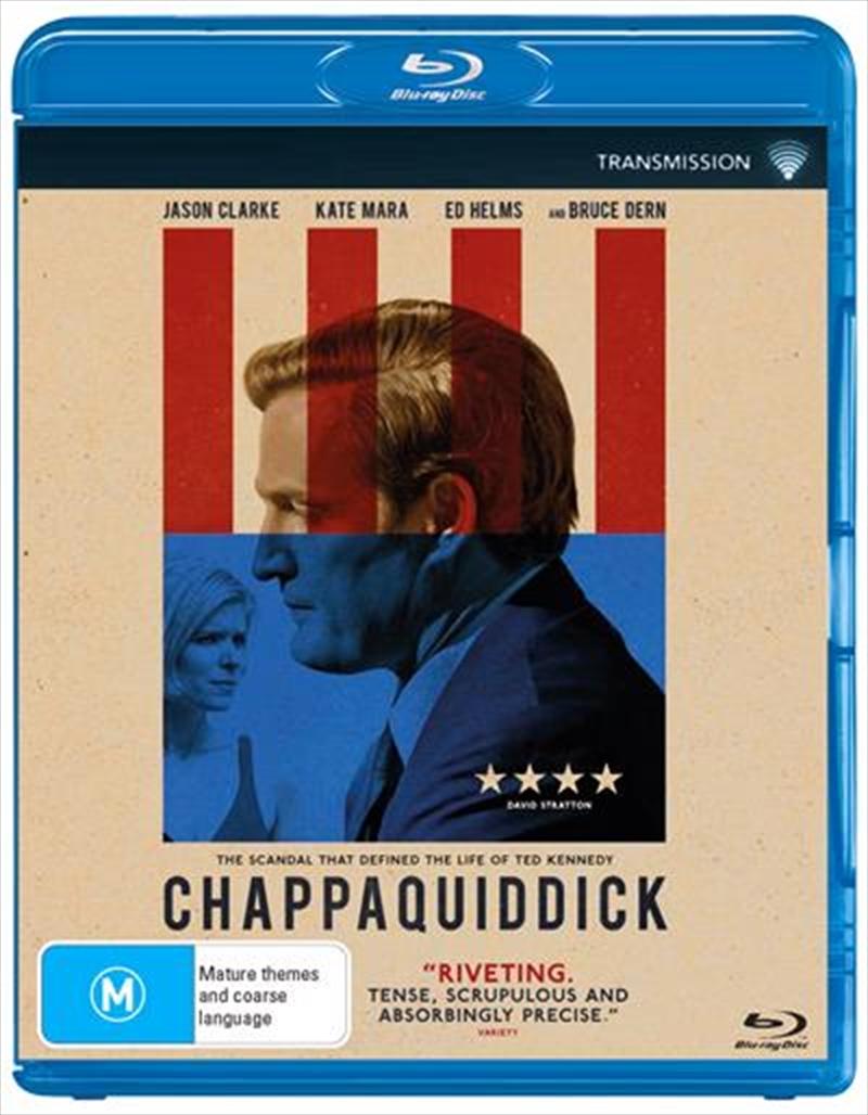 Chappaquiddick | Blu-ray