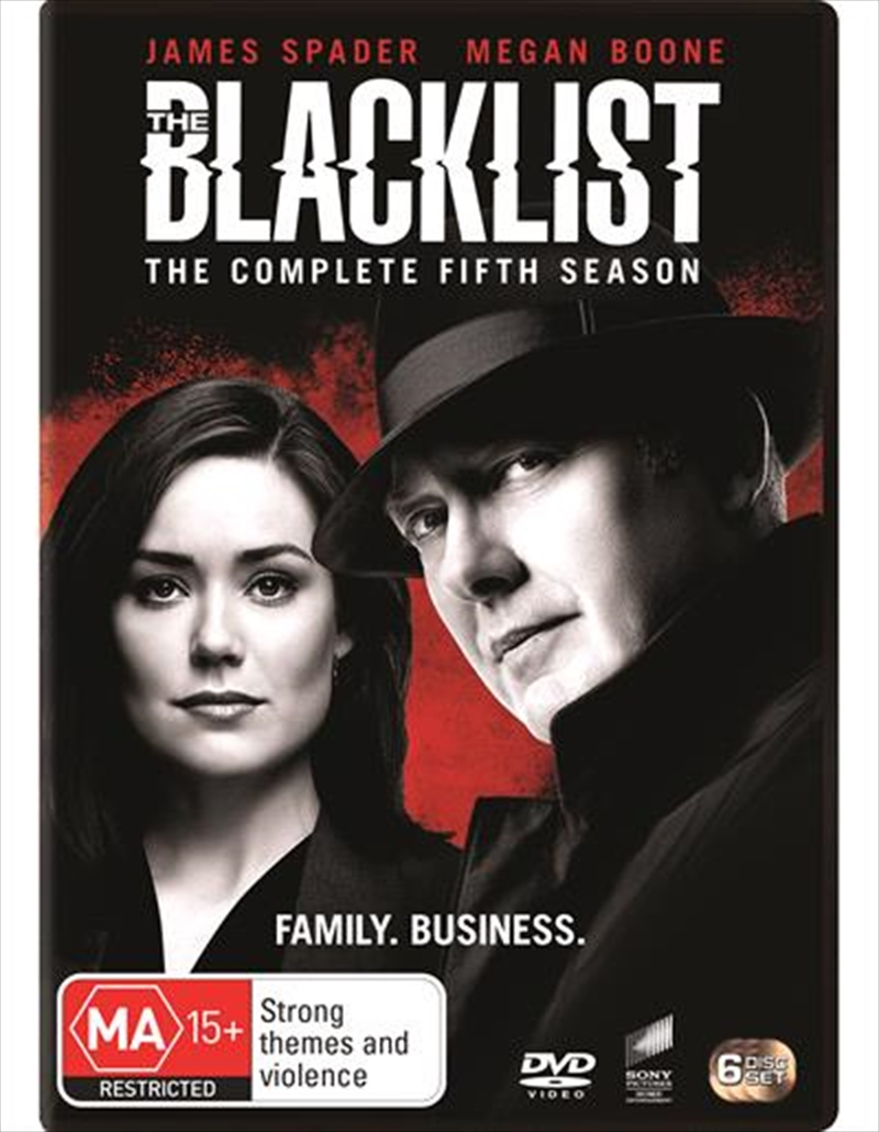 Blacklist - Season 5, The | DVD