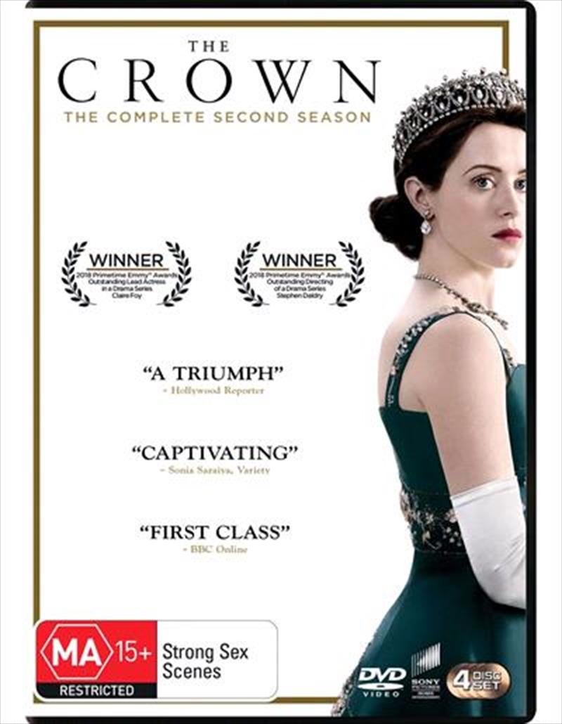 Crown - Season 2, The | DVD