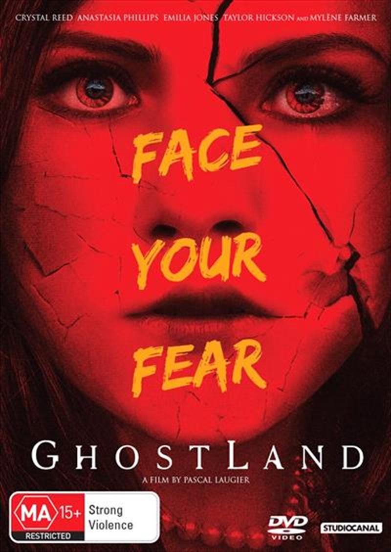 Ghostland | DVD