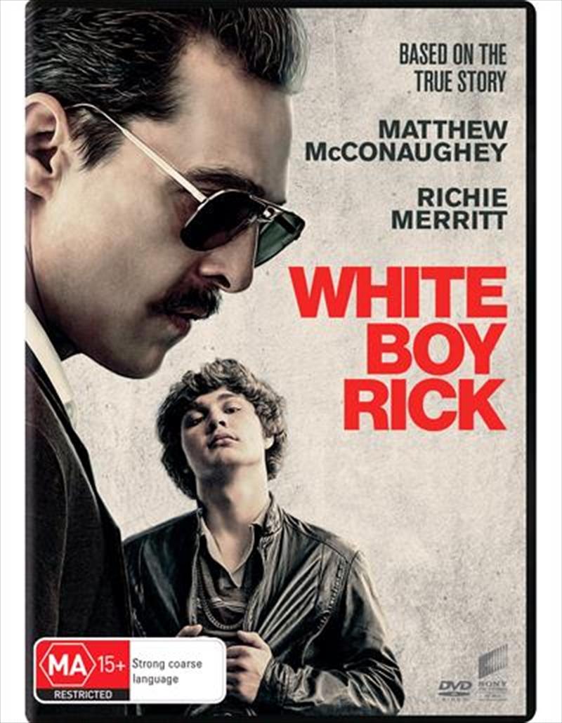 White Boy Rick   DVD