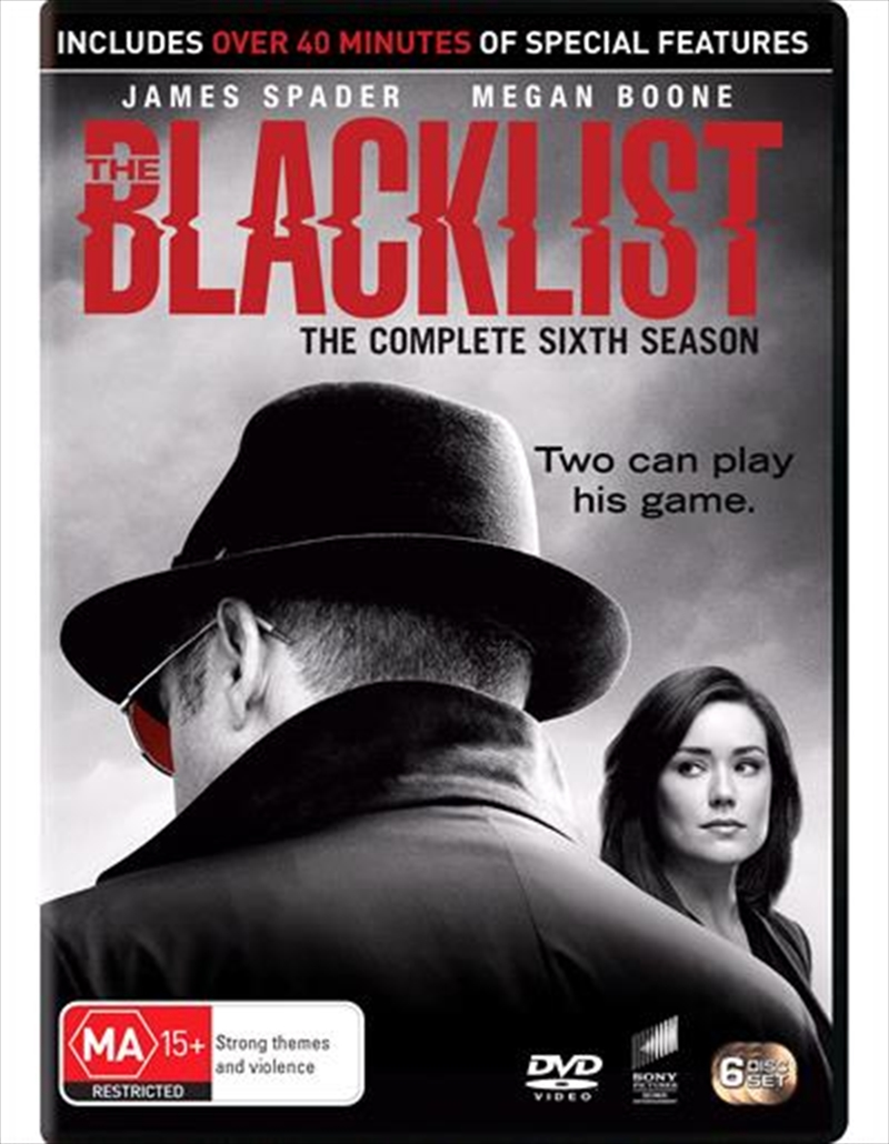 Blacklist - Season 6, The | DVD