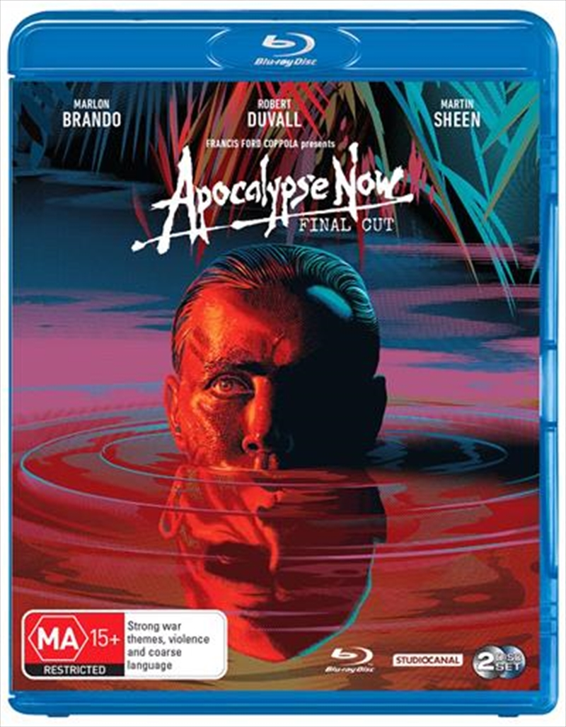 Apocalypse Now   Final Cut   Blu-ray
