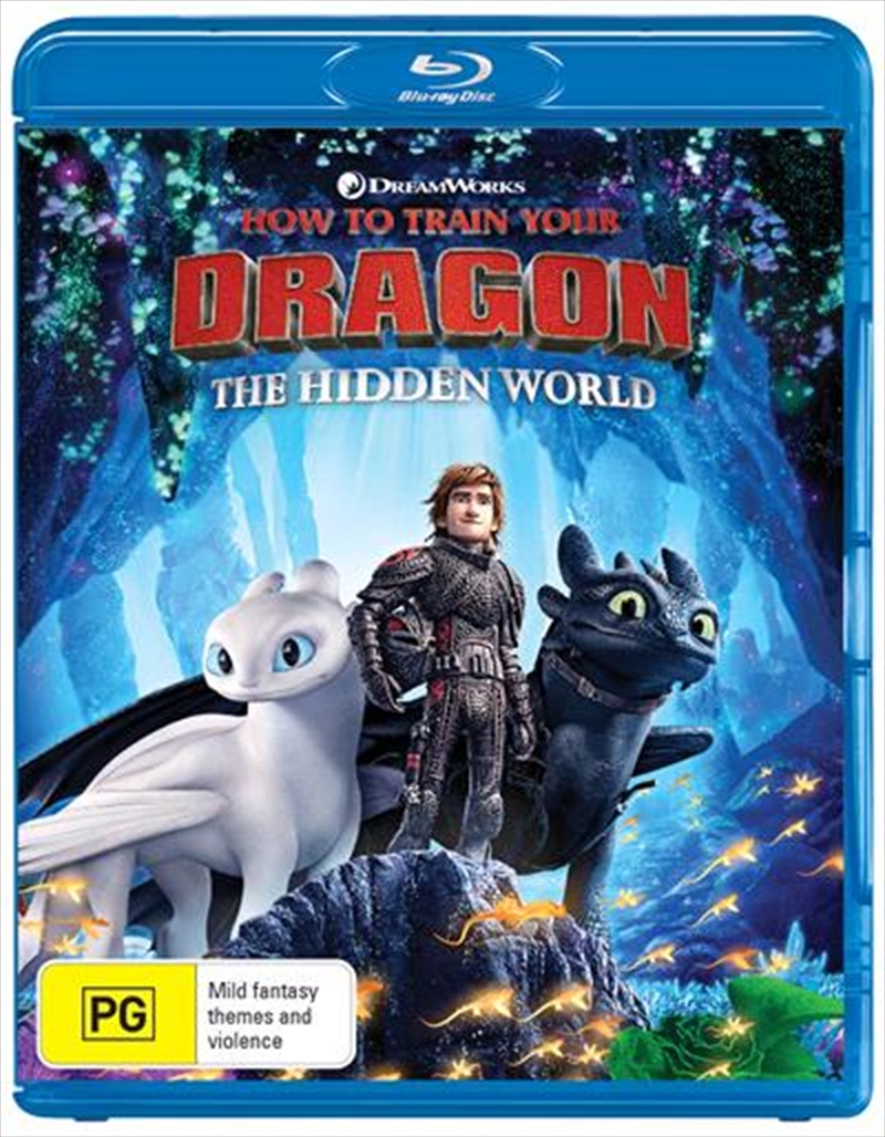 How To Train Your Dragon - The Hidden World | Blu-ray