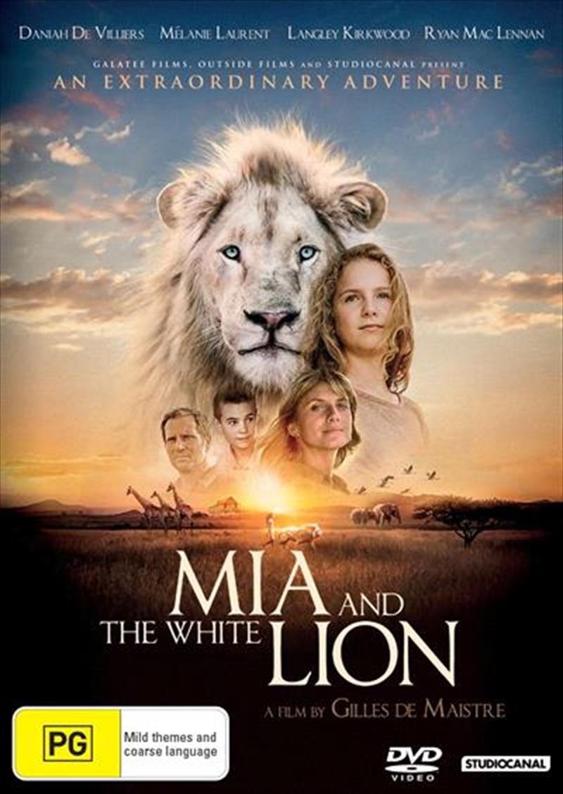 Mia And The White Lion | DVD