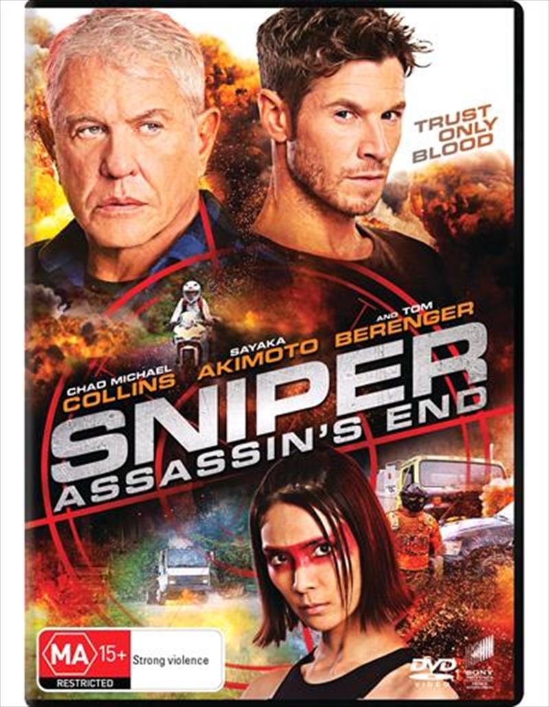 Sniper - Assassin's End | DVD