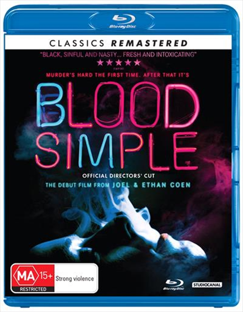 Blood Simple | Blu-ray