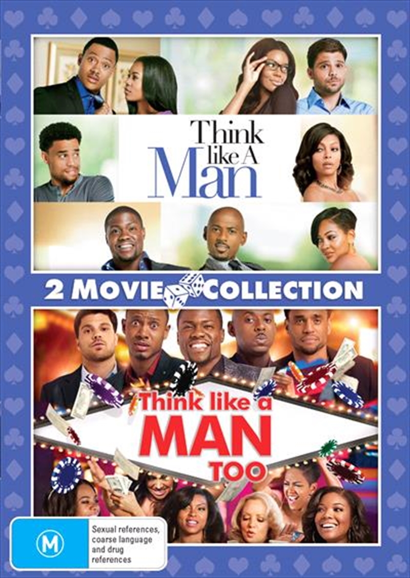 Think Like A Man / Think Like A Man Too | Franchise Pack | DVD