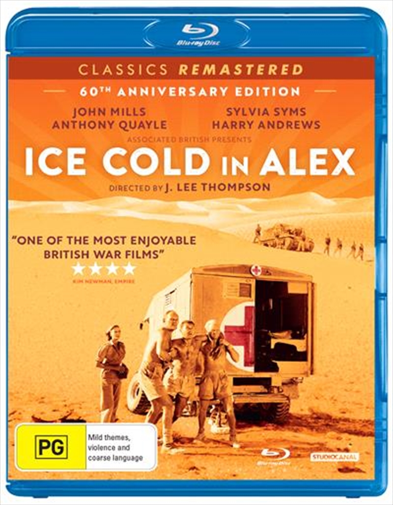 Ice Cold In Alex | Blu-ray