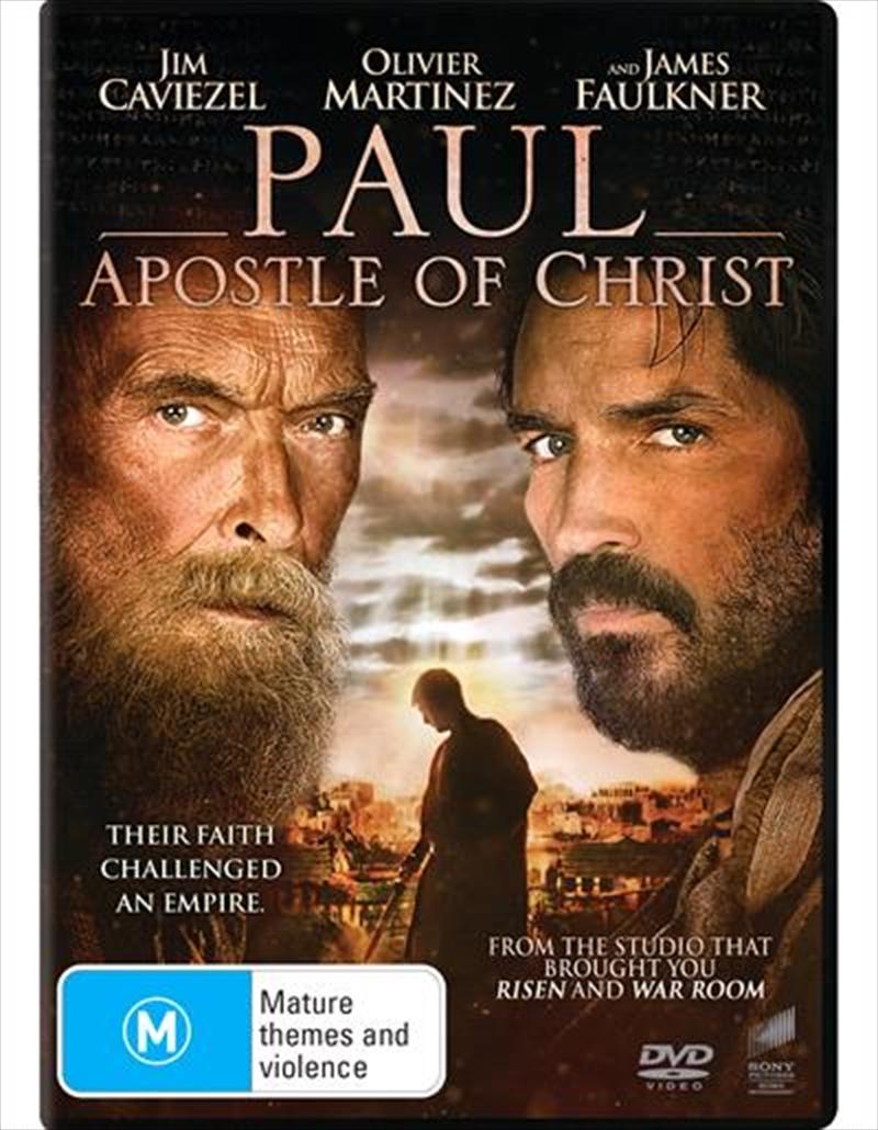 Paul, Apostle Of Christ | DVD