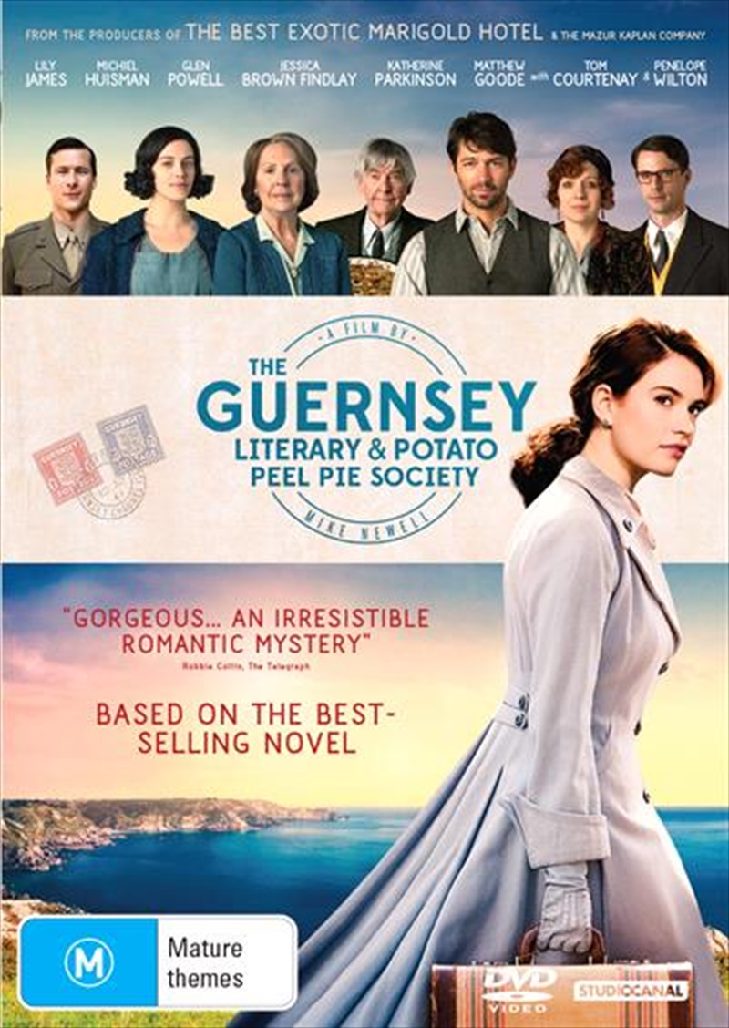 Guernsey Literary And Potato Peel Society, The | DVD