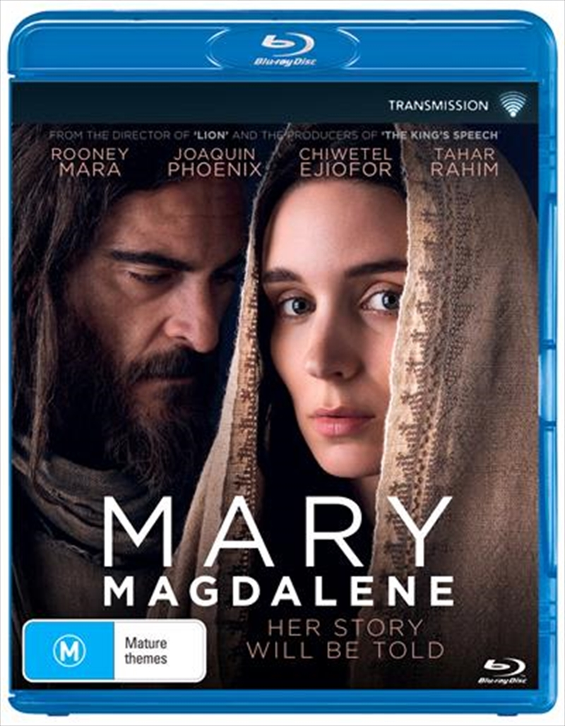 Mary Magdalene | Blu-ray