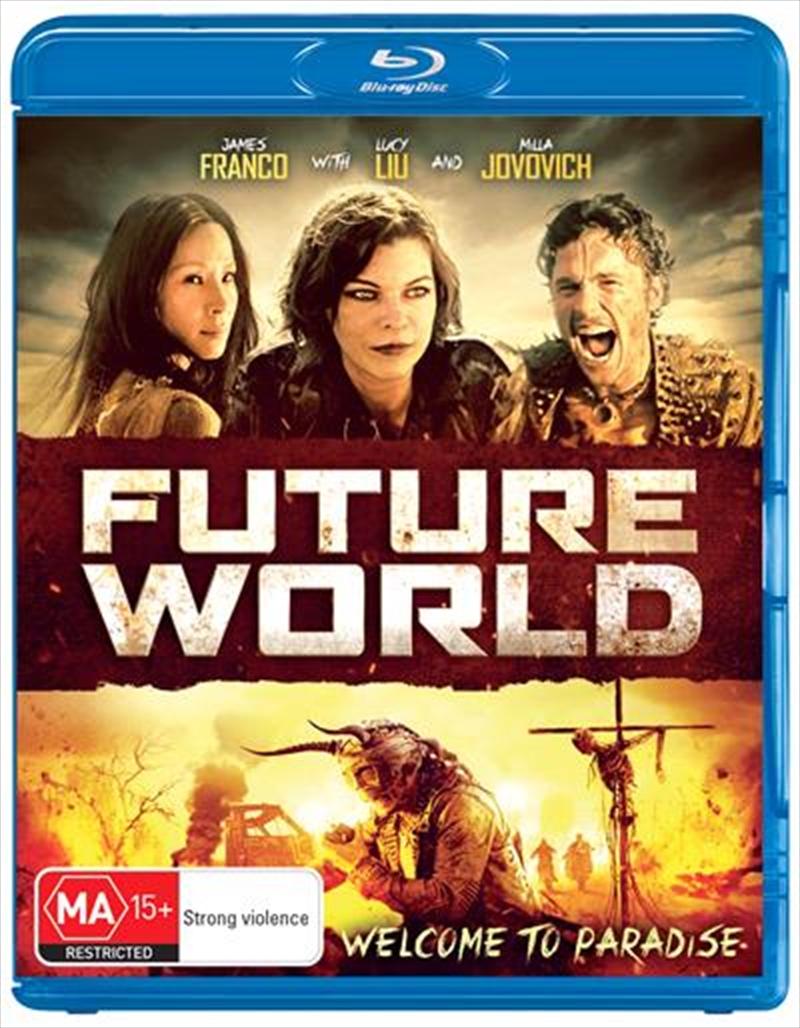 Future World   Blu-ray